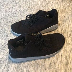 Air Jordan's size 11 black and gray